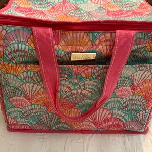 Lily Pulitzer OH SHELLO Beach Cooler